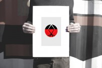 Murakami Prints by Noma Bar