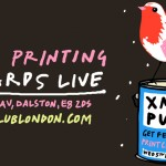 Print Club Xmas Cards