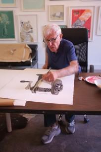 Print Club and Bob Gill