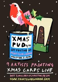 Get Festive at Print Club!